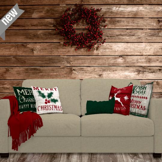 Perna decorativa Christmas Set 2
